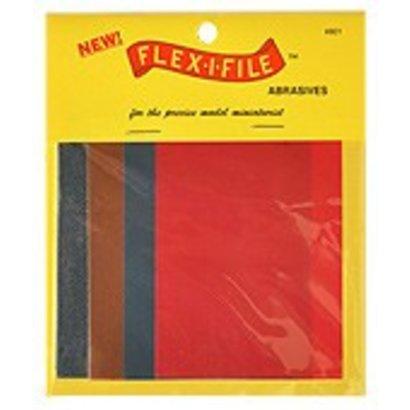 CUH - Flex-I-File FLE0801  FLEX-I-FILE ABRASIVE SHEET