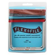 CUH - Flex-I-File FLEX-I-FILE 3 IN 1 SET