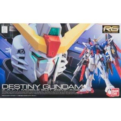 BAN - Bandai Gundam 181595 #11 Destiny Gundam RG 1/144