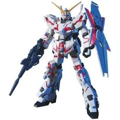 BAN - Bandai Gundam 161011 1/144 #100 RX-0 Unicorn Gundam Destroy Mode