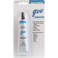 Walthers Goo (HOB) 904- GOO (R) Tube The All Purpose Adhesive