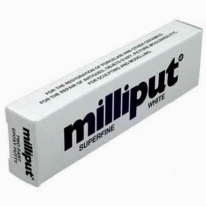 MILLIPUT (MIL) 96333 MILLIPUT Epoxy Putty 4 OZ FINE WHITE