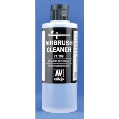 VLJ-VALLEJO ACRYLIC PAINTS 71199  AIRBRUSH CLEANER            200ML *