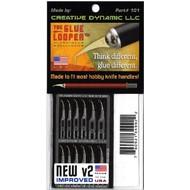 CVD - CREATIVE DYNAMIC 101 The Glue Looper Micro-Glue Applicator *
