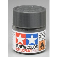 TAM - Tamiya 865- 81724 Acrylic Mini XF24 Dark Gray 1/3 oz