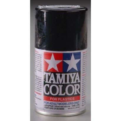 TAM - Tamiya 865- 85006 Spray Lacquer TS-6 Matt Black *