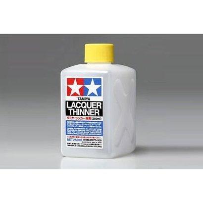 TAM - Tamiya 865- 87077 Lacquer Paint Thinner 250ml *