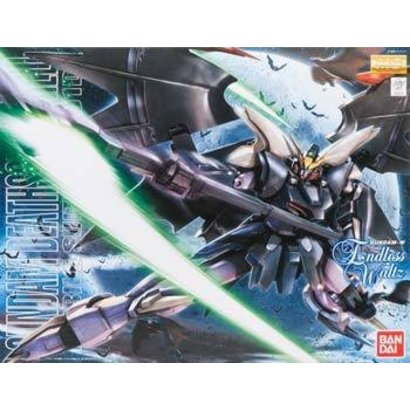 BAN - Bandai Gundam 167078 1/100 Gundam Deathscythe Hell EW Ver. MG