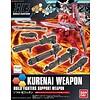 "BAN - Bandai Gundam 219550 GMGM Weapons ""Build Fighters"", Bandai HGBC 1/144"