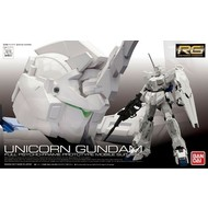 BAN - Bandai Gundam Unicotn Gundam First-Run Ltd RG 1/144