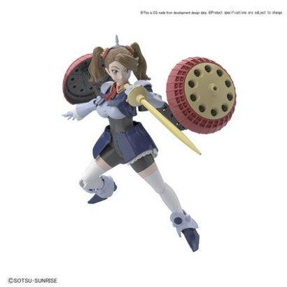 "BAN - Bandai Gundam (D) 219548 Hyper Gyanko ""Build Fighters"", Bandai HGBF 1/144"