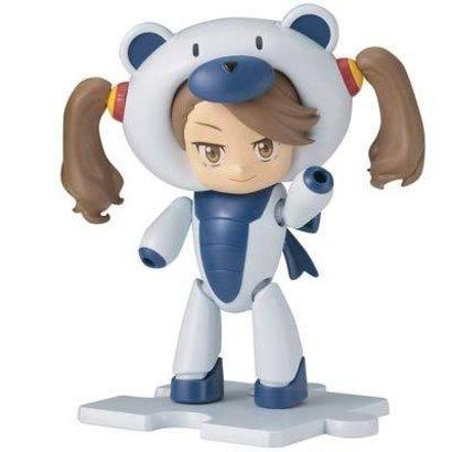 BAN - Bandai Gundam 216397 1/144 Chara'Gguy Gyanko BF Try BAN PG HG