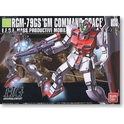 "BAN - Bandai Gundam 131420 #51 RGM-79G GM Command Space Type ""Gundam 0080"" Bandai HGUC"