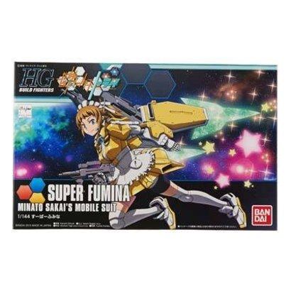 BAN - Bandai Gundam 201310 HGBF 1/144 Super Fumina