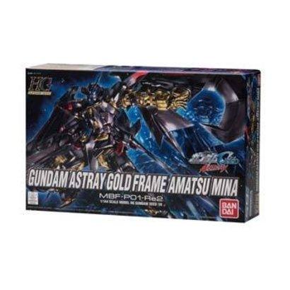 BAN - Bandai Gundam 183660 1/144 HG #59 Gundam Astray Gold Frame Amatu
