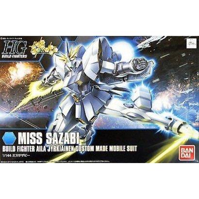 BAN - Bandai Gundam 186523 1/144 #12 Miss Sazabi
