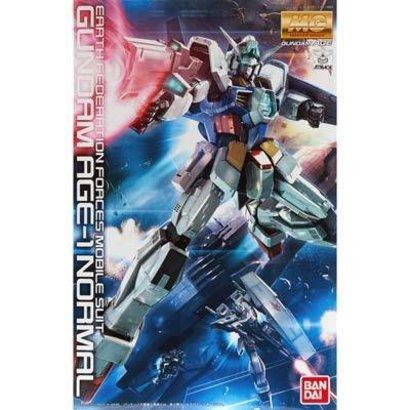 BAN - Bandai Gundam 175307 1/100 Gundam Age-1 Normal