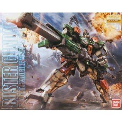 "BAN - Bandai Gundam 177908 Buster Gundam ""Gundam SEED"" Bandai MG"