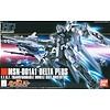 BAN - Bandai Gundam 164265 1/144 #115 MSN-001A1 Delta Plus Hi Grade Univ HG