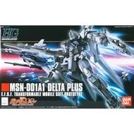 BAN - Bandai Gundam 115 MSN001A1 Delta Plus HG1/144