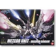 BAN - Bandai Gundam 16 METEOR UNIT & FREEDOM HG