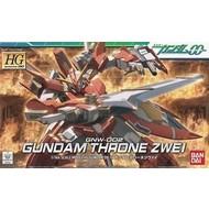 BAN - Bandai Gundam #12 Gundam Throne Zwei