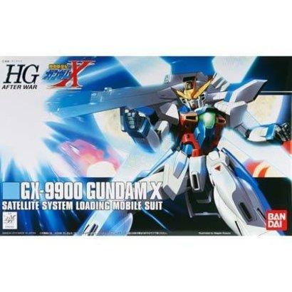 BAN - Bandai Gundam 162353 1/144 #109 GX-9900 GNDM