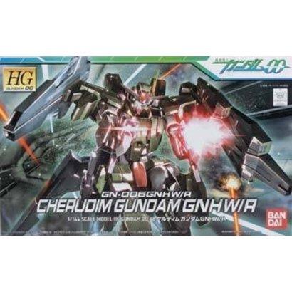BAN - Bandai Gundam 159456 1/144 #48 Cherudim Gundam GNHW/R