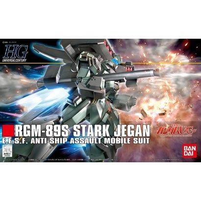BAN - Bandai Gundam 161932 1/144 #104 RGM-89S Stark Jegan