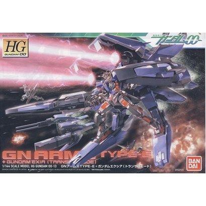 BAN - Bandai Gundam 153122 1/144 Snap #13 GN Arms Type E Gundam Exia