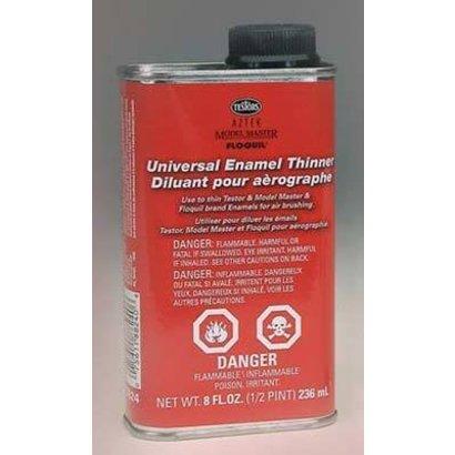 TES - Testors 8824 Airbrush Thinner 8oz