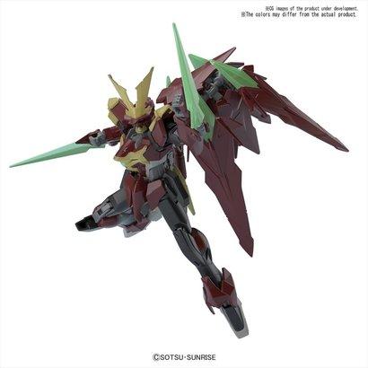BAN - Bandai Gundam 219543 Ninpulse Gundam HGBF 1/144