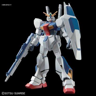 BAN - Bandai Gundam 218422 AN-01 Tritn Gundam Twilght Axis 1/144 BAN UC HG