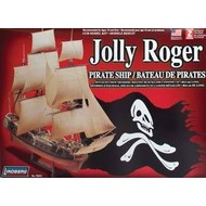 LND - Lindberg HL70874/06 1/130 Jolly Roger Pirate Ship
