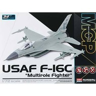 ACY - Academy 1/72 F-16C USAF Multirole Fighter