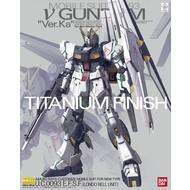 BAN - Bandai Gundam RX-93 Nu Gundam Ver.Ka Titanium Finish (MG)