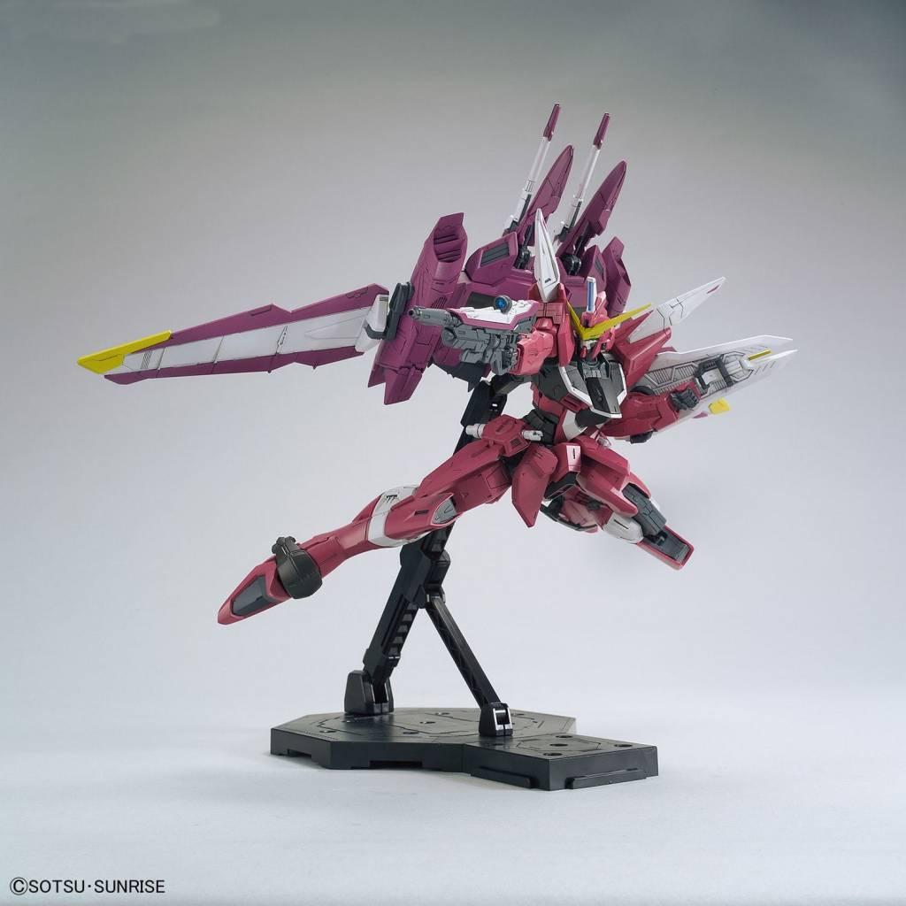 216382 1 100 Justice Gundam Zgmf X09a Seed Bandai Mg