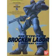 BAN - Bandai Gundam Blocken Labor 1:60