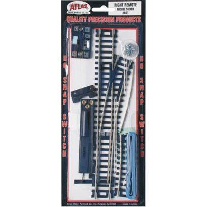 ATL- Atlas 150- 851 HO Code 100 Remote Right Hand Snap Switch N/S  *