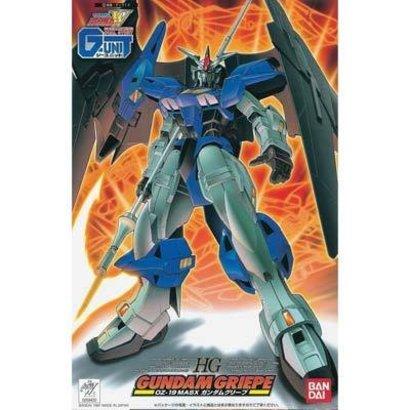 BAN - Bandai Gundam 059430 HG 1/144 Griepe Gundam Wing G-Unit