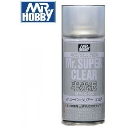 GNZ-Gunze Sangyo B516 Mr. Super Clear Semi Gloss 170ml (Spray)