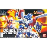 BAN - Bandai Gundam #110 G Gundam HG 1/144