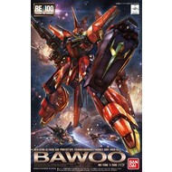 BAN - Bandai Gundam 1:100 RE Bawoo ZZ Gundam