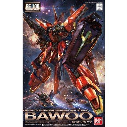 BAN - Bandai Gundam 210512 1/100 RE Bawoo ZZ Gundam