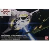 BAN - Bandai Gundam 1/1000 Starblazer Porumeria Class
