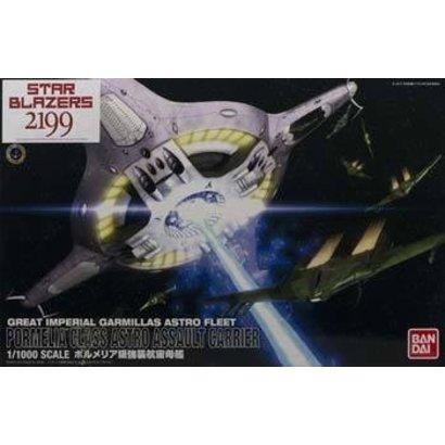 BAN - Bandai Gundam 182326 1/1000 Starblazer Porumeria Class Space Assault