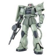BAN - Bandai Gundam MS-06J ZAKU II VER 2.0 MG