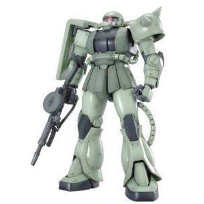 BAN - Bandai Gundam 149252 MG MS-06J ZAKU II VER 2.0 1/100