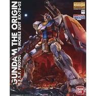 BAN - Bandai Gundam RX-78 Gundam (The Original Version) MG