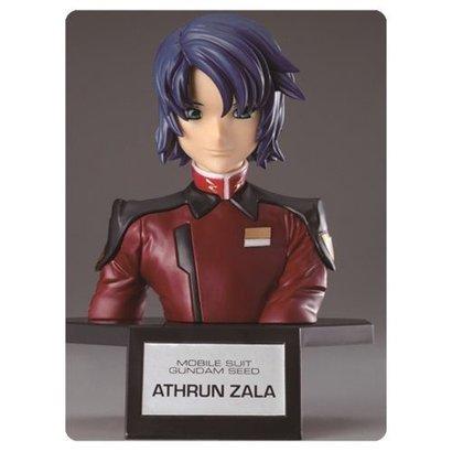 BAN - Bandai Gundam 208104 Athrun Zala Gundam Figure-Rise Bust